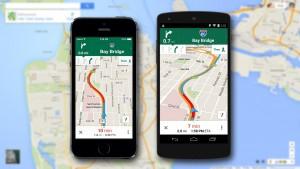 Google Maps para Android se actualiza con información sobre el terreno