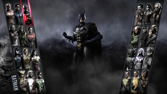 Lute com os heróis da DC em Injustice