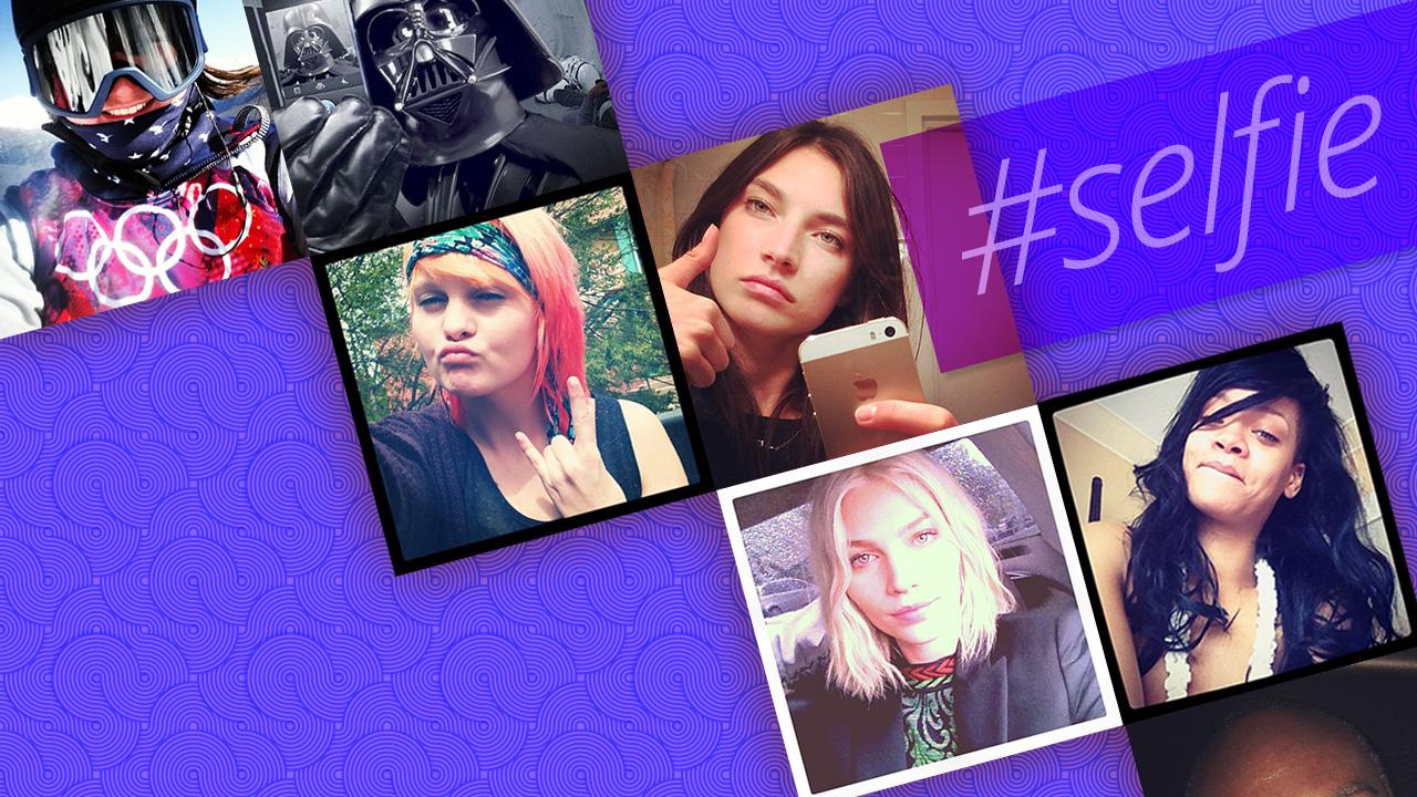 Conviértete en el amo del selfie con estas apps