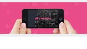 Networkr, el Tinder laboral basado en LinkedIn