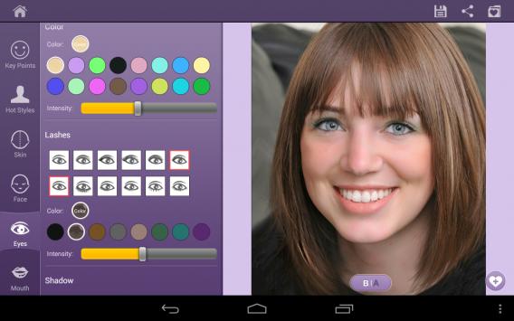 Perfect365 ajuda você a dar aquela retocada básica no visual