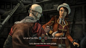 Tales from the Borderlands llegará en verano de 2014