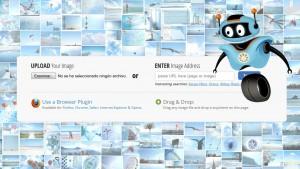 Cómo hacer búsquedas con imágenes en TinEye