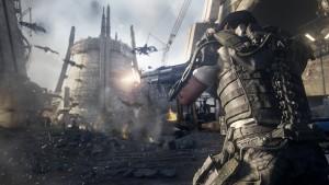 Call of Duty Advanced Warfare: un vistazo gráfico
