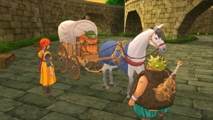Dragon Quest 8 ya disponible en iOS y Android