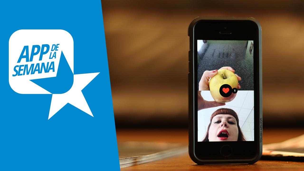 Dos fotos mejor que una con Frontback, nuestra app de la semana