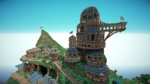 Minecraft se actualiza y añade trampolines