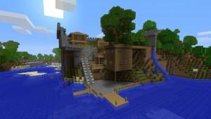 Minecraft 1.8 adelanta una función muy esperada