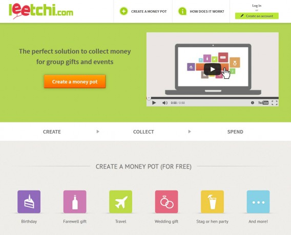 Interface Leetchi