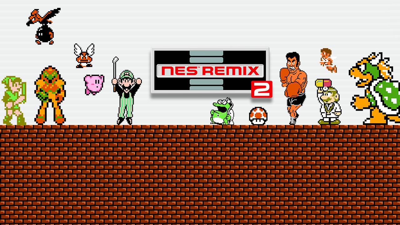 NES Remix 2, diversión retro concentrada