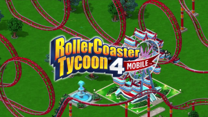 Rollercoaster Tycoon 4 baja el precio de sus pagos