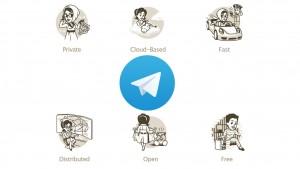 Ngram se convierte en la aplicación oficial de Telegram para Windows Phone