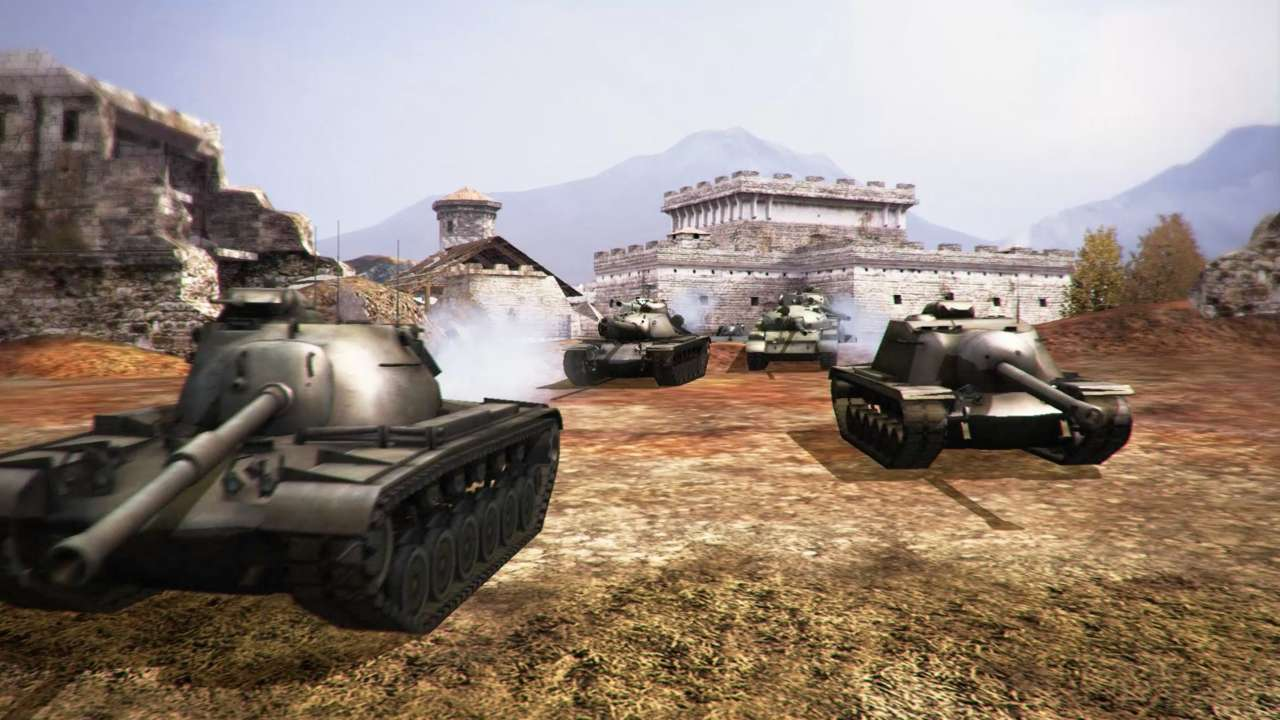 World of Tanks Blitz llega a iPhone, iPad y Android