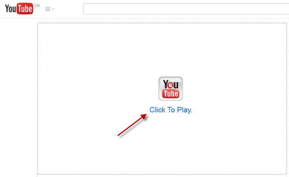 Stop Tube on Firefox