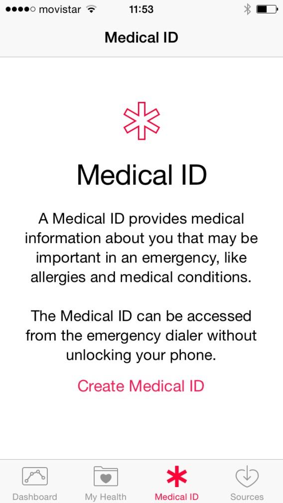 Health - dossier médical