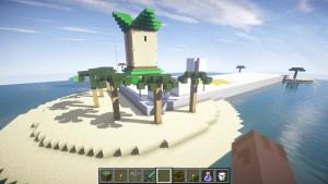 Fan crea un juego de Mario dentro de Minecraft
