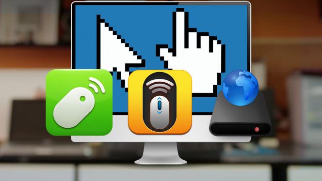 Usa tu Android como ratón y teclado
