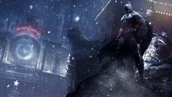 Batman Arkham Origins reconta a história do morcegão