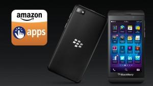 BlackBerry 10.3 podrá ejecutar aplicaciones Android a través de la store de Amazon