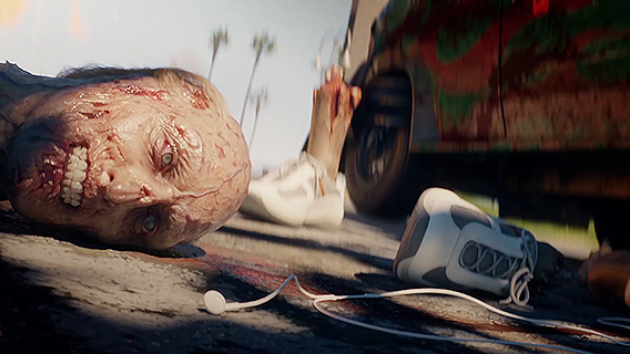 Dead Island 2, imagens do trailer