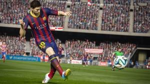 FIFA 15 tendrá menos novedades en PS3 y Xbox 360