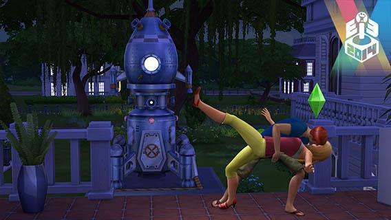 Sentimento em Sims será fundamental