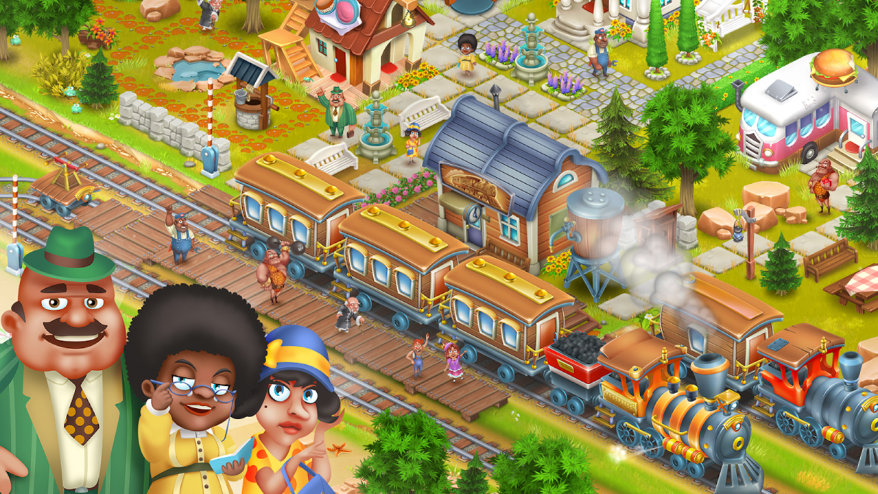 "Hay Day: la guía imprescindible de la actualización ""The Town"""