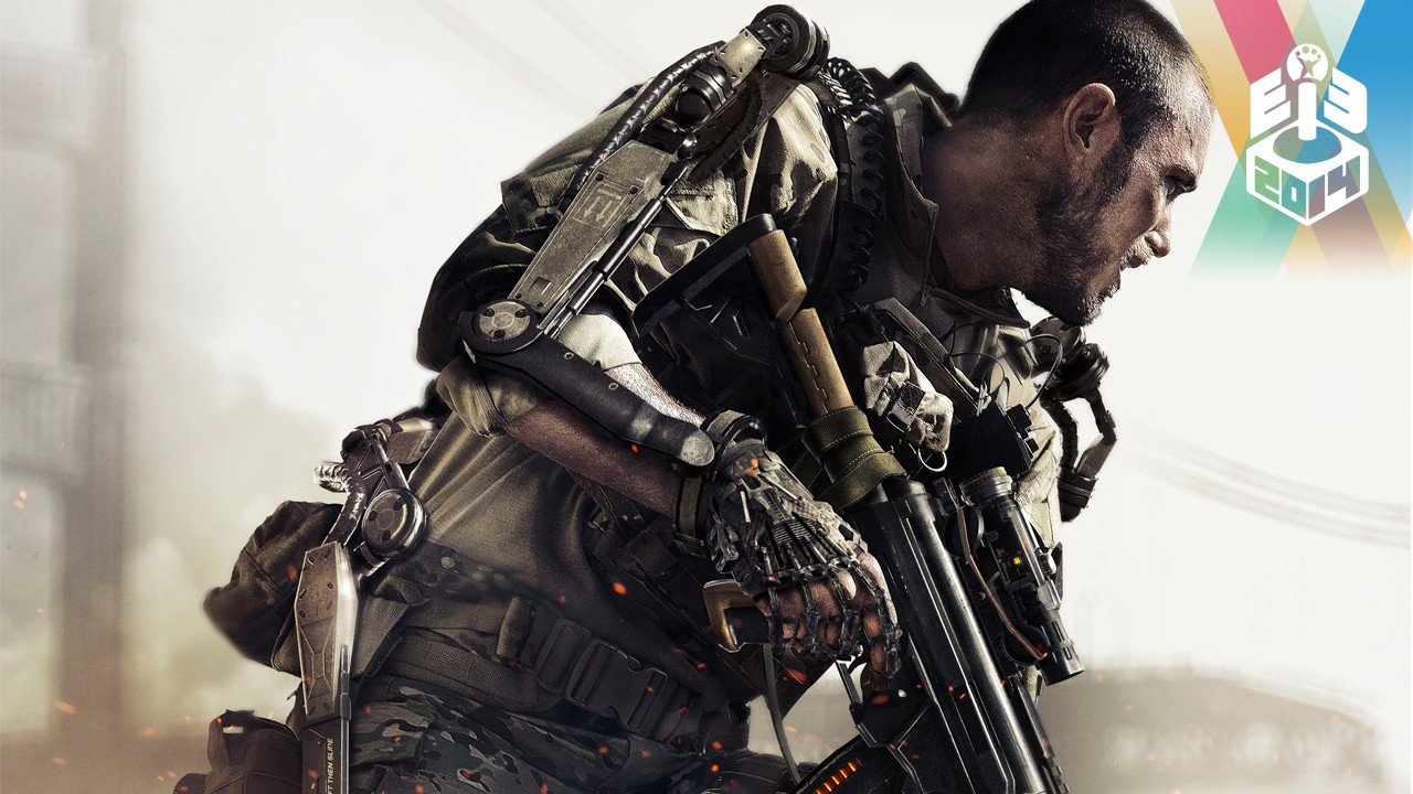 E3 2014: el soldado del futuro en Call of Duty Advanced Warfare
