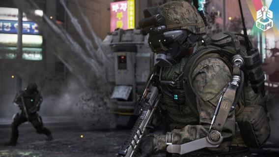 Call of Duty Advanced Warfare ausprobiert: Rüstungen, Exoskelette und Zeitlupenfunktion machen Vorfreude