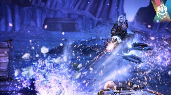 Borderlands the Pre-Sequel introduz quatros personagens de habilidades especiais