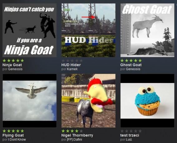 Mods aumentam diversão dos games