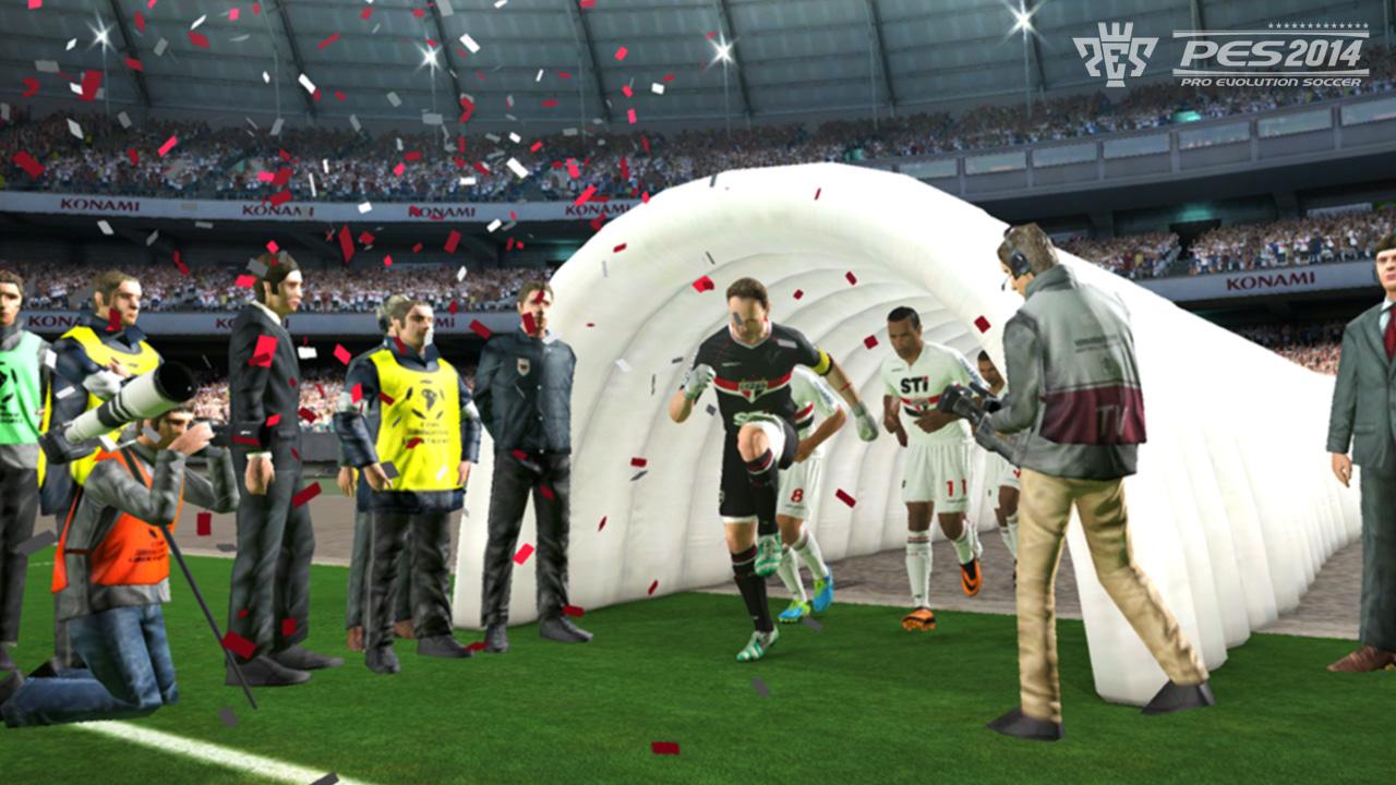 PES 2015: algunos fans meten la pata