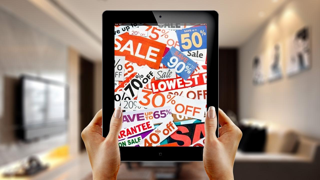 Adiós a las rebajas tradicionales: ahorra tiempo y dinero con las apps de compra online