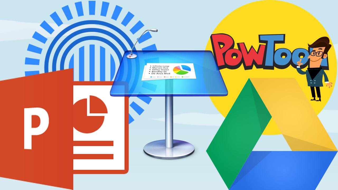 Las mejores webapps para crear tus propias presentaciones