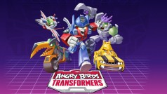 Angry Birds deciden transformarse en robots