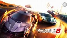 Asphalt 8 de iOS recibe muchos coches nuevos