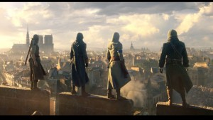 E3 2014 – Assassin's Creed Unity: así es el multi