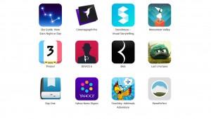 Las mejores apps para iPhone del 2014 según los premios de diseño de Apple