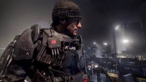 Detalles gráficos de CoD Advanced Warfare