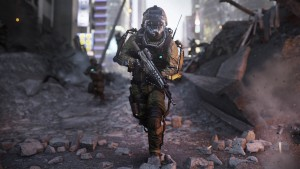 CoD Advanced Warfare tiene un nivel inesperado