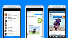 Facebook Messenger para iOS y Android incorpora los videomensajes