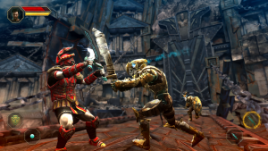 God of War tiene un rival que saldrá en móviles