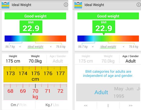 kilos en trop 8 applications mobiles pour vous aider perdre du poids. Black Bedroom Furniture Sets. Home Design Ideas