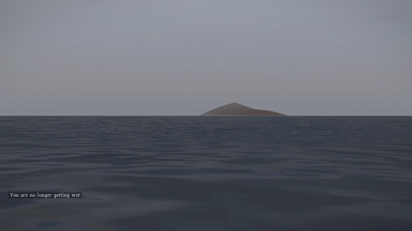 Fan de DayZ explora su isla misteriosa