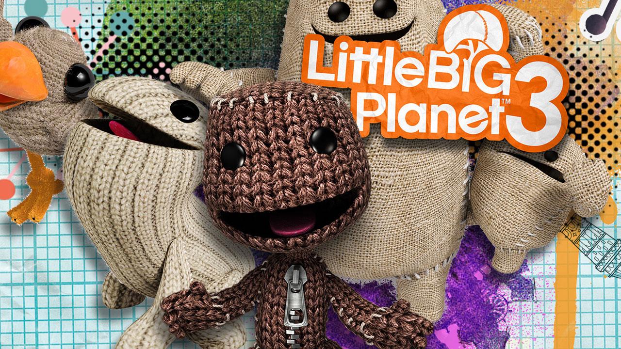 Little Big Planet 3, también para PS3