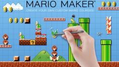 E3 2014 – El creador de niveles Mario Maker ofrece posibilidades casi infinitas