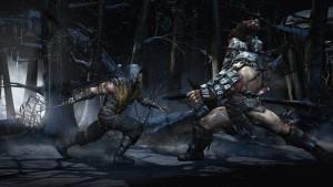 Vídeo sangriento de Mortal Kombat 10
