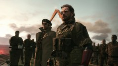 Hideo Kojima muestra 30 minutos de Metal Gear Solid V: The Phantom Pain