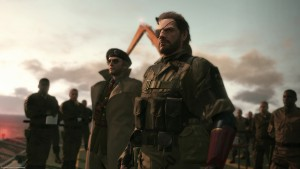 Hideo Kojima muestra 30 minutos de Metal Gear Solid V: The Phantom Pain