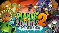 Plants vs Zombies 2 recibirá más niveles pronto